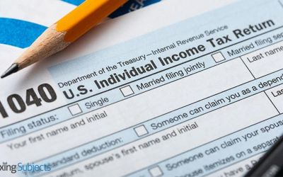 It's Time to Get Ready for Taxes
